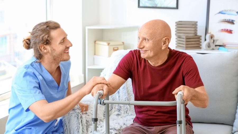 Aide à domicile après hospitalisation