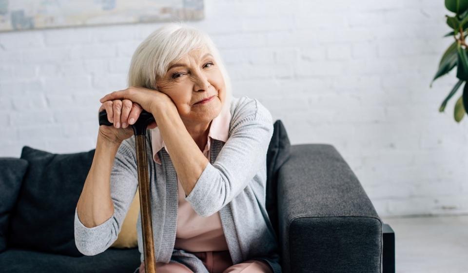 Personne âgée dépendante